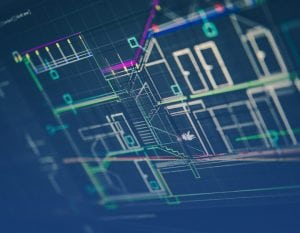 Reducing production errors with clear dimensions for production drawings
